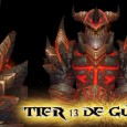 Today Blizzard showed us the  Tier 13 de Guerrero:   Perhaps some thought that Blizzard would not make new tier in Patch 4.3  It's named  Colossal Dragonplate   Reference: Battle.net