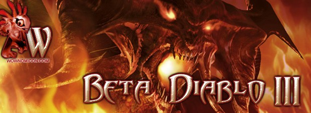 Diablo 3 : Beta Gameplay Videos