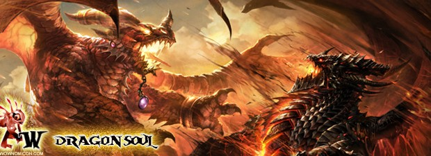 "Since January 31, buff for help in raid  During the scheduled server maintenance on the week of January 31, the Dragon Soul raid will become enveloped by the ""Power..."