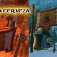 Los enanos fueron los primeros en celebrar la Fiesta de la cerveza, ¡que ahora atrae a todas las razas de Azeroth! Visita el campamento de la Alianza a las afueras...