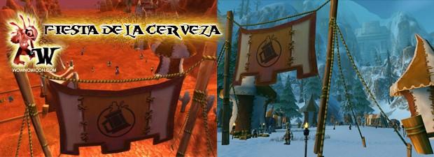 Los enanos fueron los primeros en celebrar la Fiesta de la cerveza, ¡que ahora atrae a todas las razas de Azeroth! Visita el campamento de la Alianza a las...