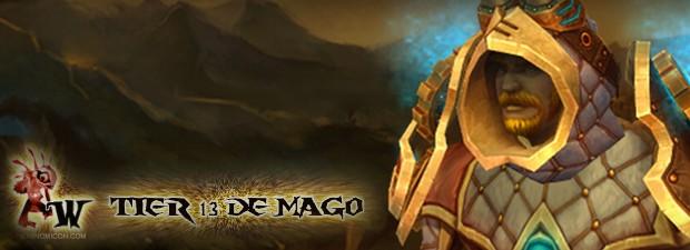 Hoy por segunda vez Blizzard nos muestra algo nuevo del Parche 4.3: El tier 13 de Mago!! El set se llama Atavío del Señor del Tiempo  No se si es por...