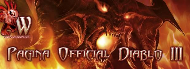 Diablo III ya tiene web oficial desde hace un mes, todo aquel que tenga cuenta en Battle.net con Blizzard puede acceder a la comunidad de foros: Web Europea:http://eu.battle.net/d3/es/