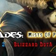 Video novedades: Mists Of Pandaria, Combate Monk (MoP), Starcraft 2, Blizzard DotA, Diablo III