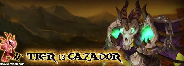 Pese a que ya lo teniamos visto de MMO- Champions (Artículo:Parche 4.3 Primeras imágenes de los tiers 13 de Cazador y Sacerdote)Blizzard ha sacado mostrado en la web americana...