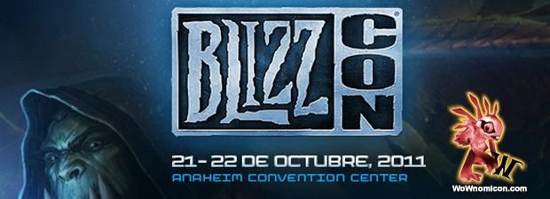 La Blizzconha llegado, los días 21 y 22 de Octubre los que hayan conseguido su entrada virtual o física podrán disfrutar de la convención más importante o mejor dicho,...