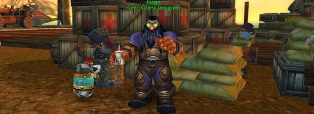 Uno de nuestros primeros objetivos de diseño con World of Warcraft fue asegurar una rivalidad sana entre la Alianza y la Horda. La comunicación entre ambas facciones se prohibió...