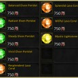 The epic gems that are only useful for PvP are available for 750  Conquest Points. You can find them on your faction's Conquest Point vendor.     Stormy Deepholm Iolite +63 Spell Penetration    Balanced Elven Peridot +25...