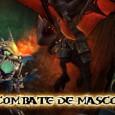 PIKACHÚ! TE ELIJO A TIIIIIIIIIIIII Nos llegan detalles sobre el combate entre mascotas que podrás jugar en la expansión de World Of Warcraft: Nieblas de Pandaria (o MoP: Mists of Pandaria)...
