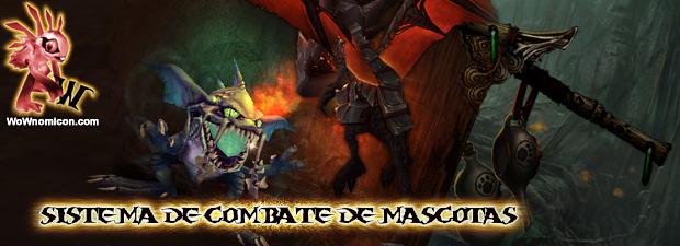 PIKACHÚ! TE ELIJO A TIIIIIIIIIIIII Nos llegan detalles sobre el combate entre mascotas que podrás jugar en la expansión de World Of Warcraft: Nieblas de Pandaria (o MoP: Mists of...