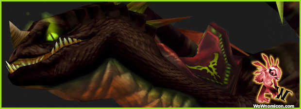 In thePublic Test Realms,where you canand enjoy the4.3.2patchwhich a hotfitxes or without error,MMO Champions makershave founda new mount, the dragonFeldrake. ThemountFeldrake isstilla mysterybecauseno one knowswhere it goesoutor ifit is anothermountcard...