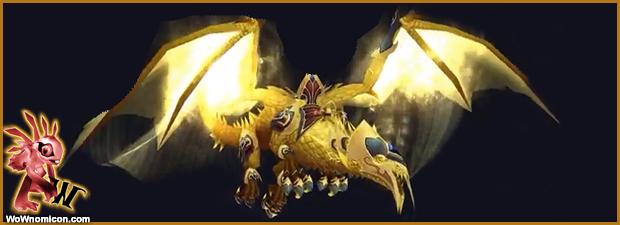 Blizzard añade una nueva montura, Corazón de los Aspectos. Esta nueva montura se puede adquirir en la Tienda de Mascotas de Blizzard por 20€ en Europa o 25$ en EE.UU. MMO-Champions...