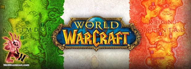 Italian Version of World of Warcraft is Coming to Europe We have exciting news for our many Italian players: you will soon be able to play World of Warcraft in...