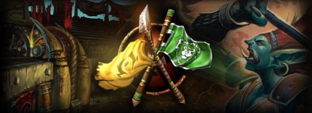 El 10 de Abril empiezan las inscripciones para el Pase de Aremas de World Of Warcraft 2012. La competición tiene como recompensauna mascota múrloc acorazada de la que aún...