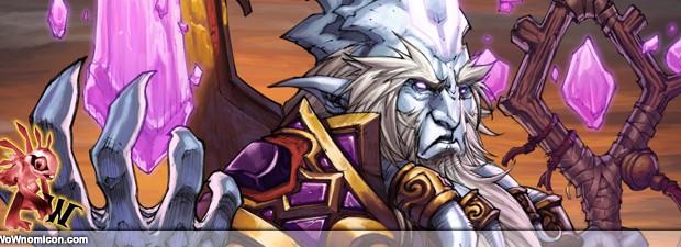 Blizzardnos facilita una historia del Profeta Velen, ese desconocido lider de los Draenei que siempre está en el Éxodar para aquel que quiera visitarlo…o matarlo. No hace mucho, el profeta...