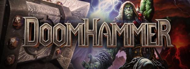 Blizzard Entertainment y Epic Weapons, prestigioso estudio de diseño conocido por su increíble réplica de la Agonía de Escarcha, se enorgullecen de presentar DOOMHAMMER (MARTILLO MALDITO) como parte de...