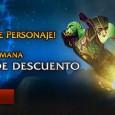 ¡Nuevos horizontes te aguardan! Durante este fin de semana y por un tiempo limitado, puedes realizar una transferencia de uno de tus personajes de World of Warcraft a un nuevo...