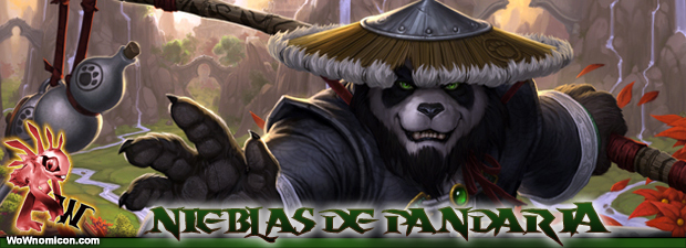 Seguimos con los avances deMists of Pandaria. Acabamos de publicar nueva información sobredos nuevos campos de batallaycinco nuevos tipos de enemigos (y aliados)con los que te encontrarás en la...